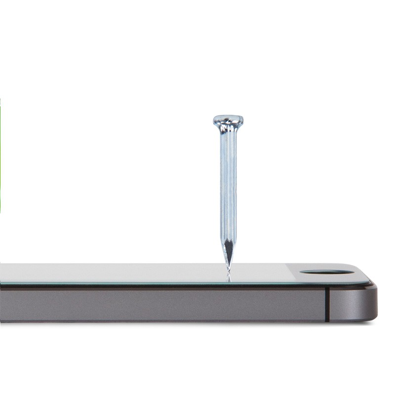 Moshi iVisor Glass iPhone 5/5S/5C Black - 6