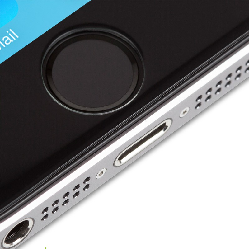 Moshi iVisor Glass iPhone 5/5S/5C Black - 7
