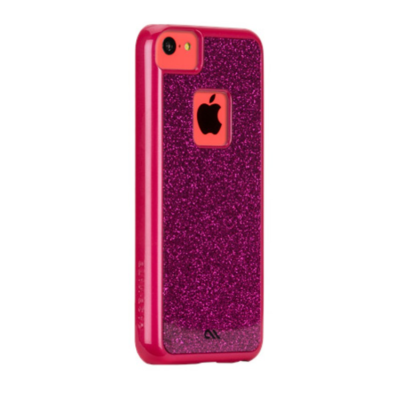 Case-Mate Glimmer iPhone 5C Pink - 2