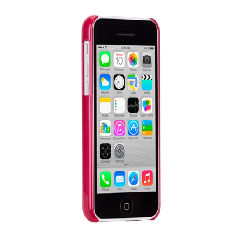Case-Mate Glimmer iPhone 5C Pink - 4