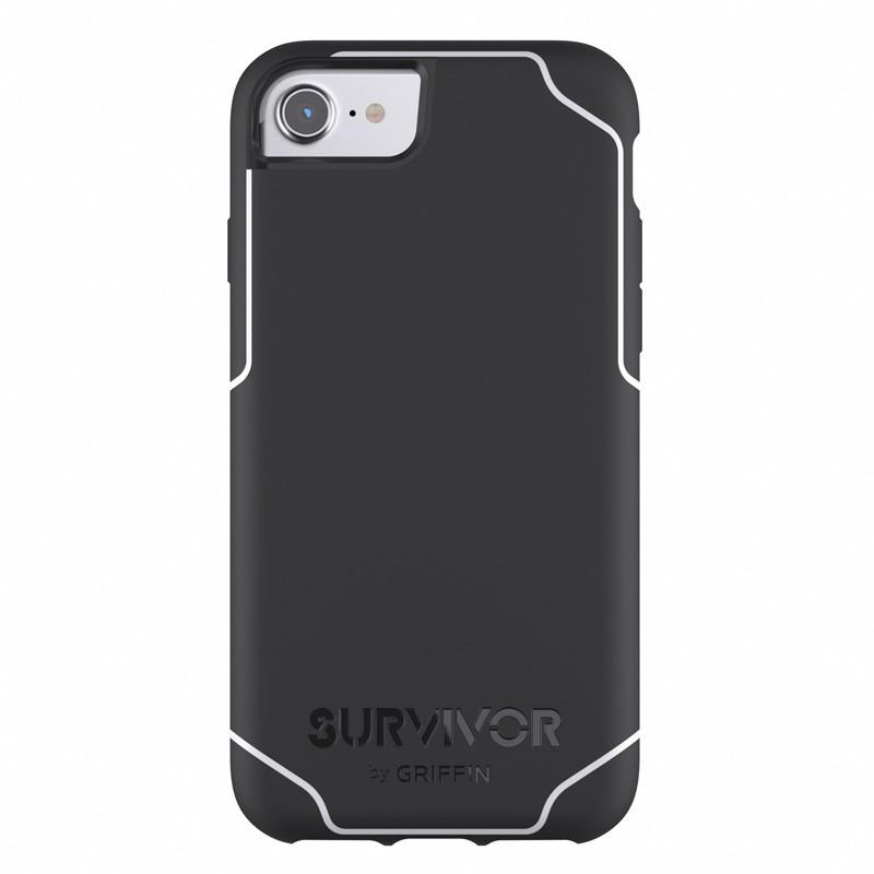 Griffin Survivor Journey iPhone 7 Black-White 01