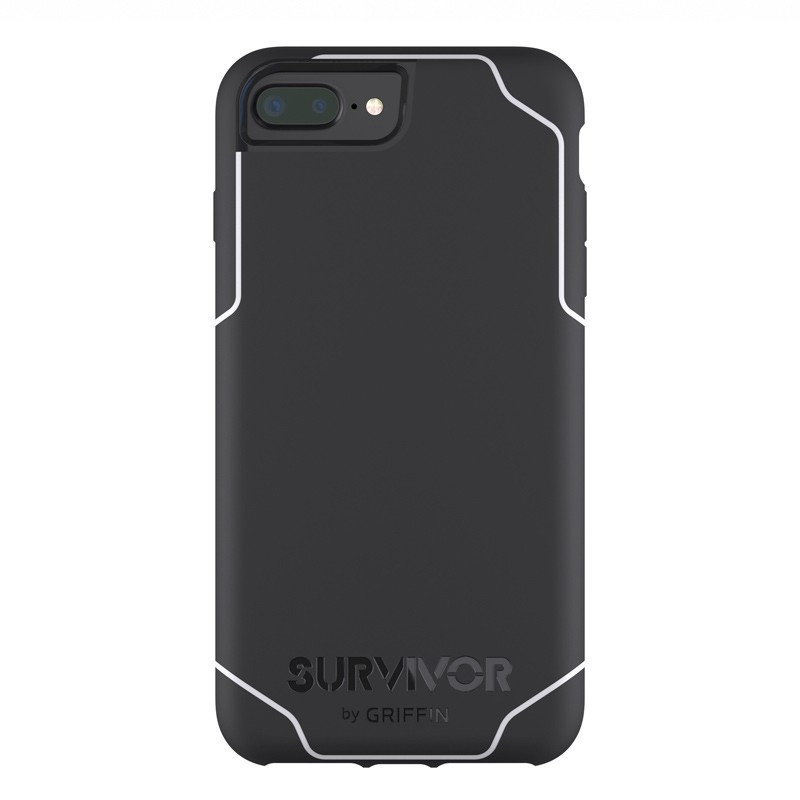Griffin Survivor Journey iPhone 7 Plus Black/White