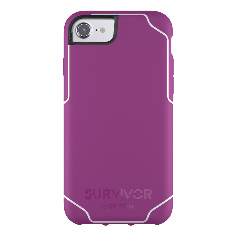 Griffin - Survivor Journey iPhone 7 Sangria White