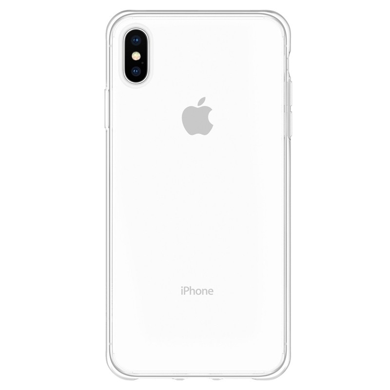 Griffin Reveal iPhone XS Max Hoesje Transparant 01