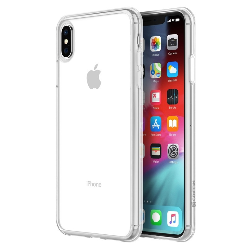 Griffin Reveal iPhone XS Max Hoesje Transparant 04