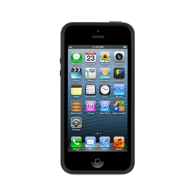Griffin Reveal iPhone 5 (Black) 02