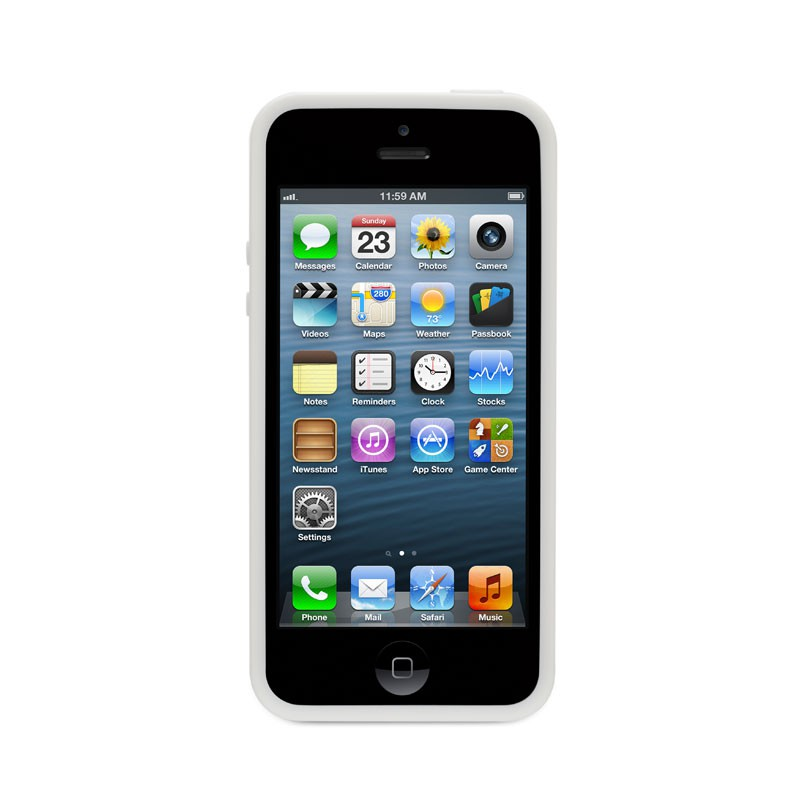Griffin Reveal iPhone 5 (White) 02