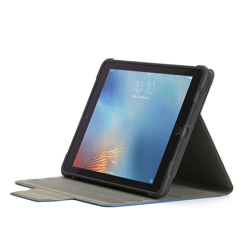Griffin - SnapBook iPad 9,7 inch (2017), Pro 9,7 inch, Air 2 en Air Blue 06