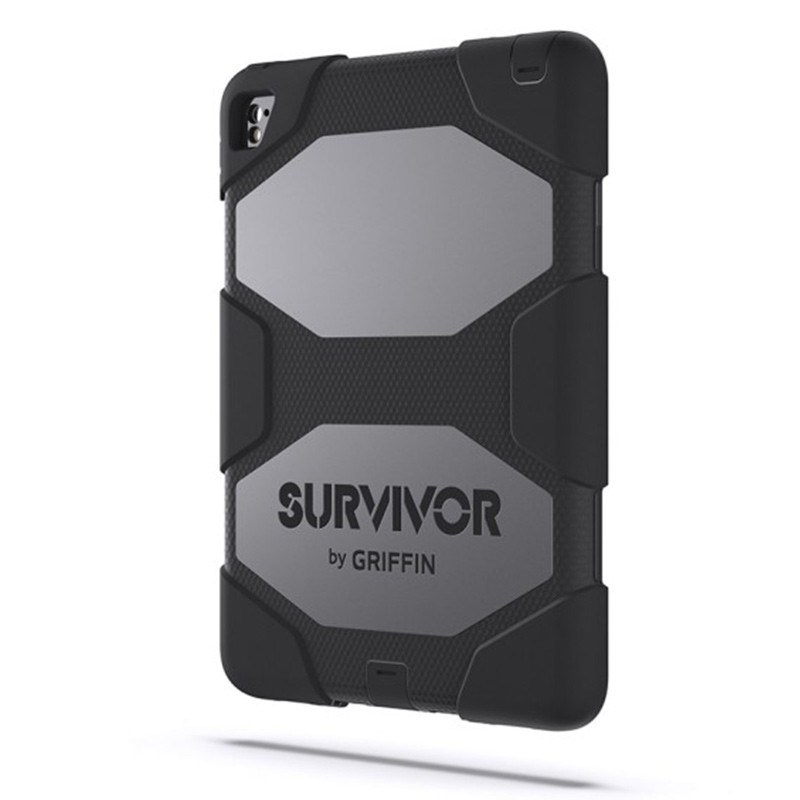 Griffin Survivor All Terrain Case iPad Pro 9.7 Black 01