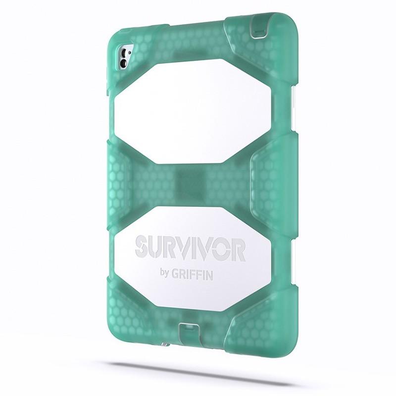Griffin Survivor All Terrain Case iPad Pro 9.7 Chromium/White 01