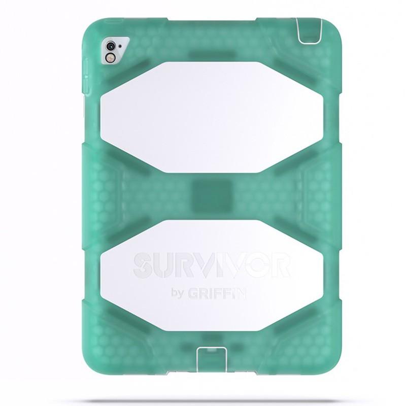 Griffin Survivor All Terrain Case iPad Pro 9.7 Chromium/White 03
