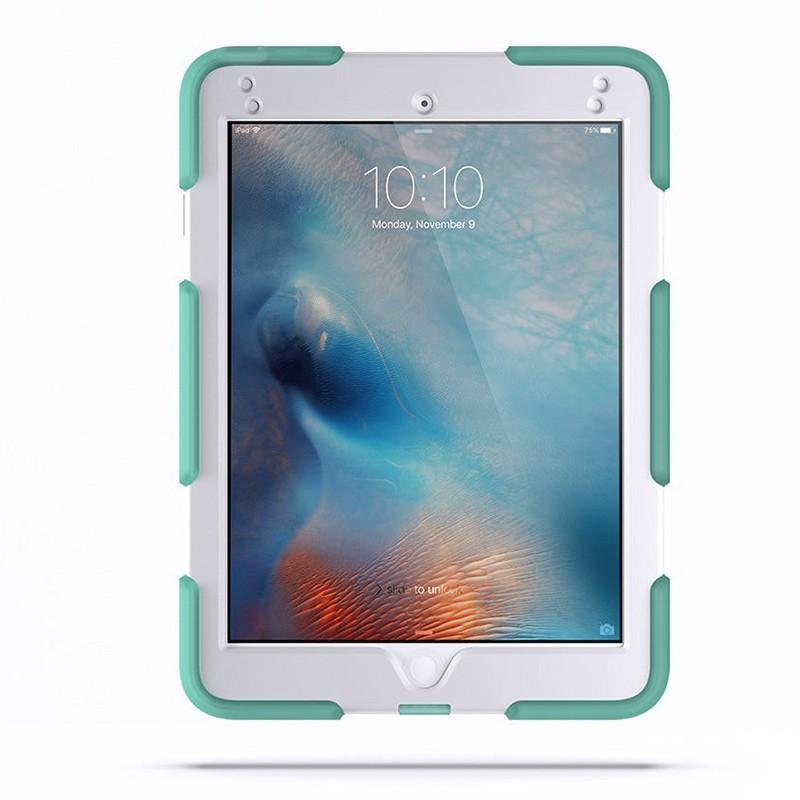 Griffin Survivor All Terrain Case iPad Pro 9.7 Chromium/White 04