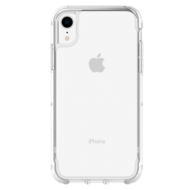 Griffin Survivor Clear iPhone XR Hoesje Transparant 02