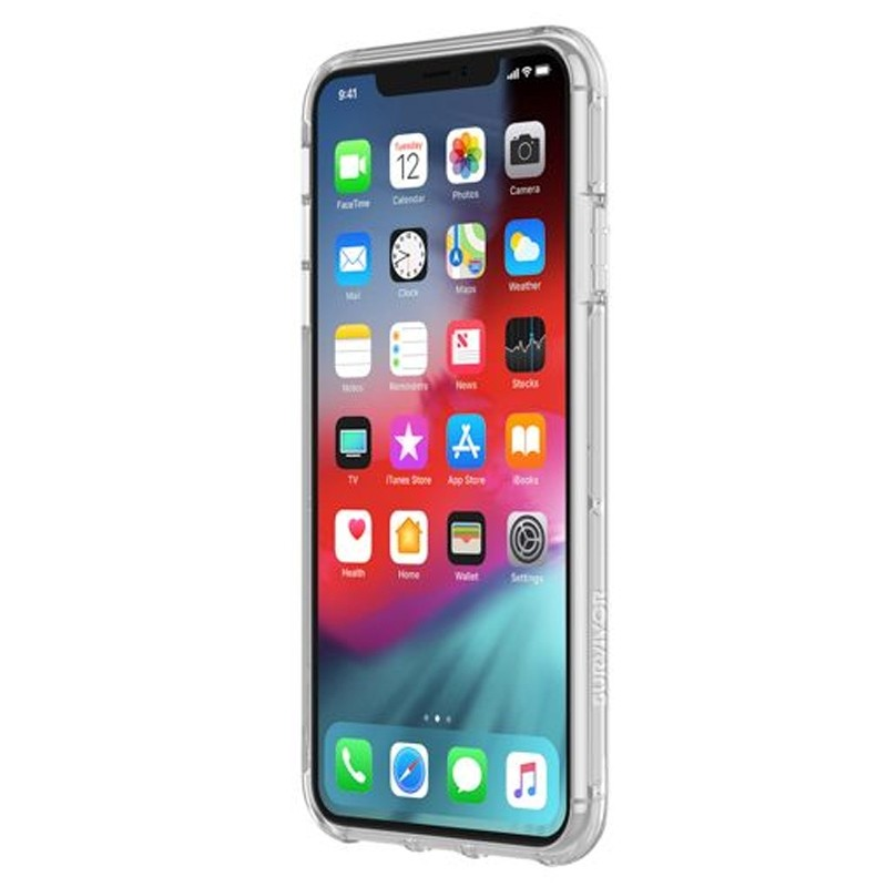 Griffin Survivor Clear iPhone XS Max Case Transparant 02
