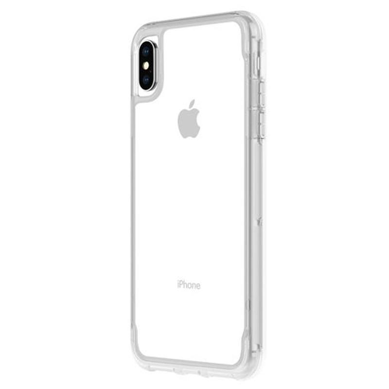 Griffin Survivor Clear iPhone XS Max Case Transparant 03