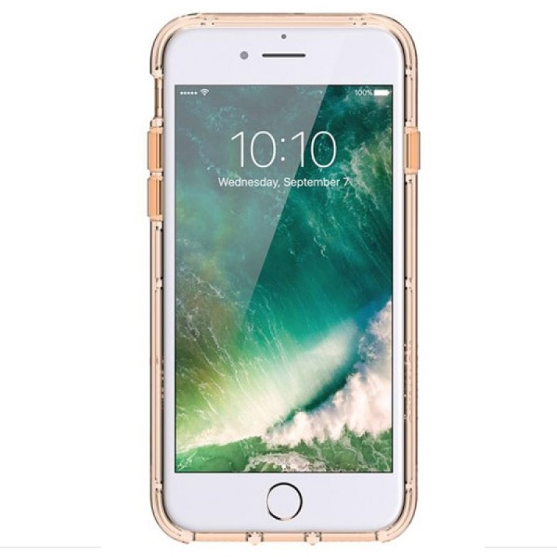 Griffin Survivor Clear iPhone 7 Gold/Clear - 2
