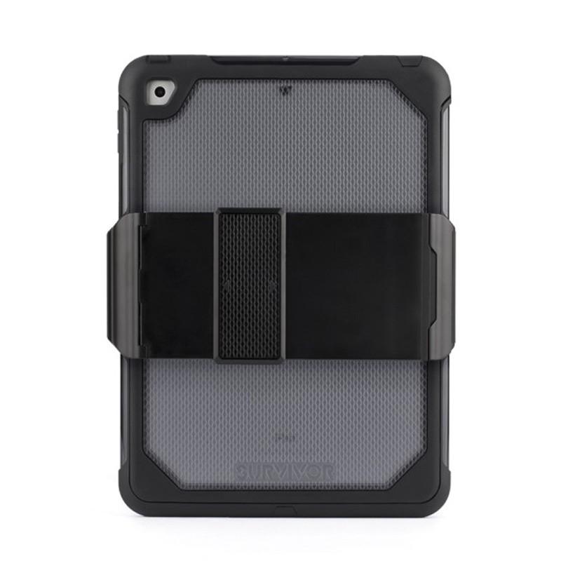 Griffin Survivor Extreme Case iPad 9,7 inch 2017 Zwart - 1