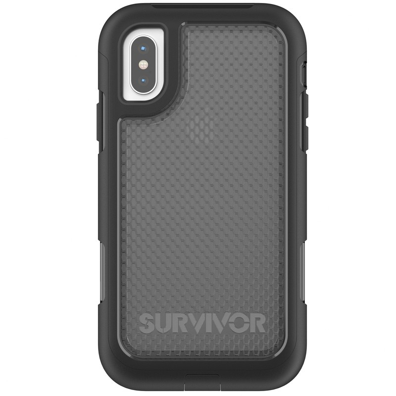 Griffin Survivor Extreme iPhone X/Xs Zwart 02