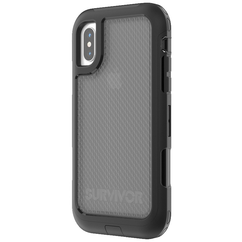 Griffin Survivor Extreme iPhone X/Xs Zwart 03