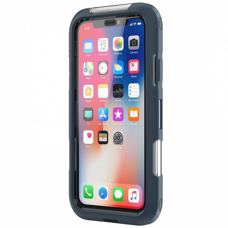 Griffin Survivor Extreme iPhone X Blauw 04