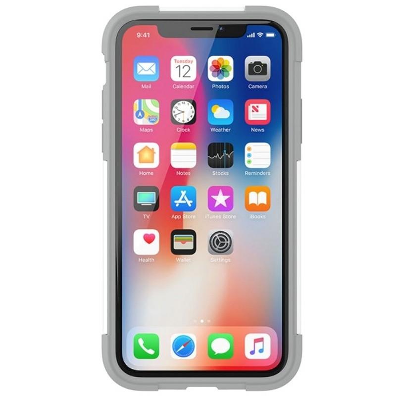 Griffin - Survivor Fit iPhone X/Xs Case Wit/Grijs 05