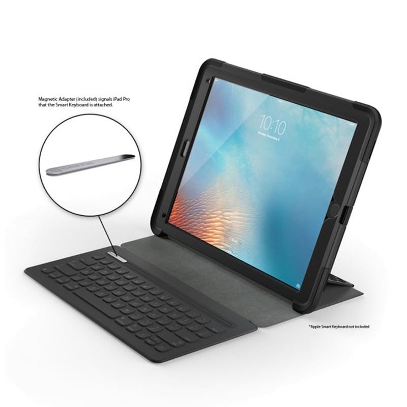 Griffin Survivor Slim Case iPad Pro 12.9 Black 05