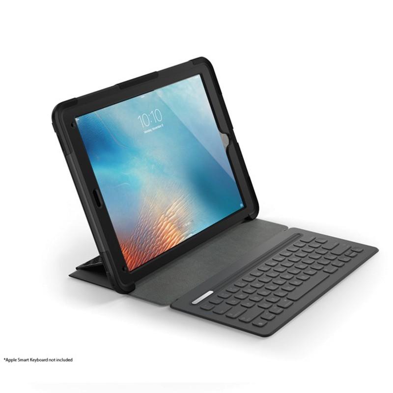Griffin Survivor Slim Case iPad Pro 12.9 Black 06