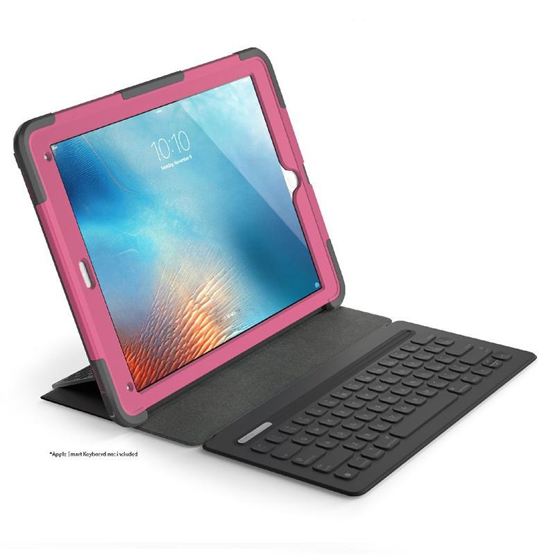 Griffin Survivor Slim Case iPad Pro 12.9 Pink 05
