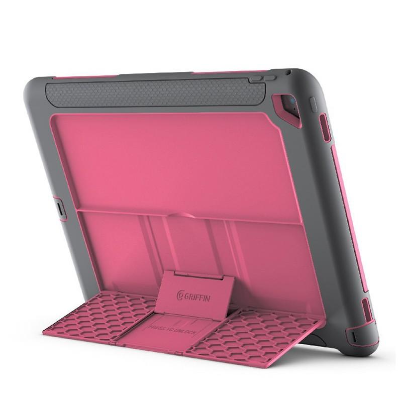 Griffin Survivor Slim Case iPad Pro 12.9 Pink 04