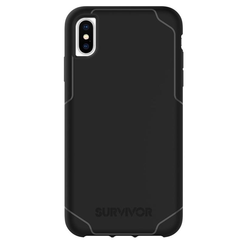 Griffin Survivor Strong iPhone XS Max Case Zwart 01