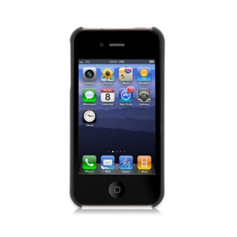 Griffin Reveal Orbit iPhone 4(S) Black - 2