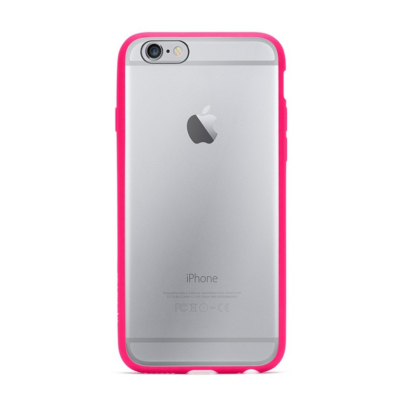 Griffin Reveal iPhone 6 Pink/Clear - 1
