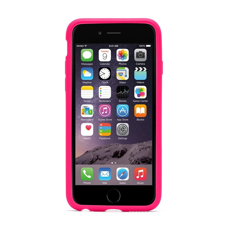 Griffin Reveal iPhone 6 Pink/Clear - 2
