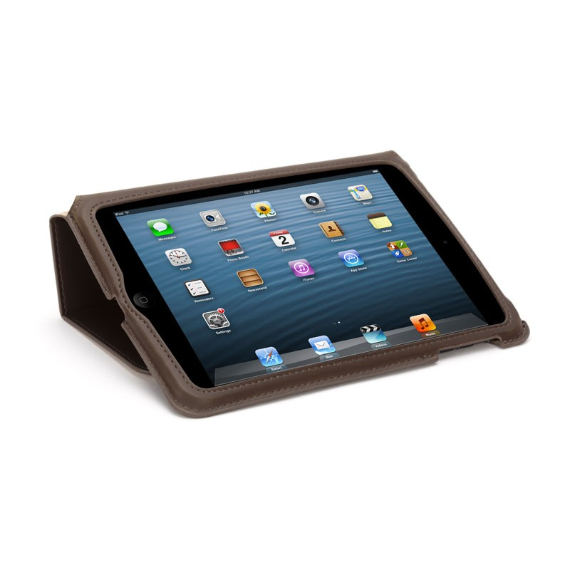Griffin Slim Folio iPad mini brown - 4