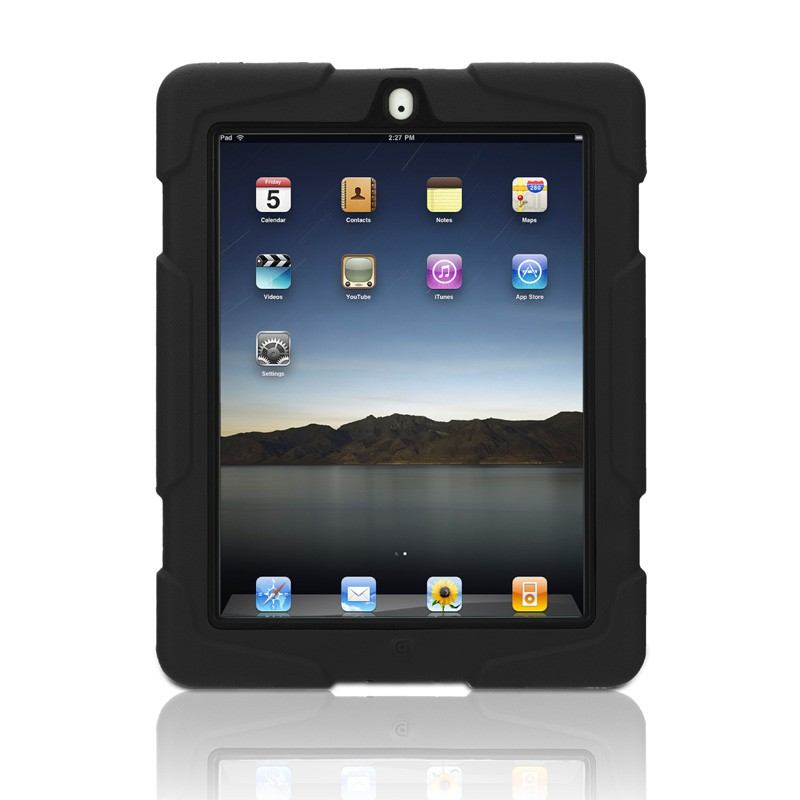 Griffin Survivor iPad Black - 1