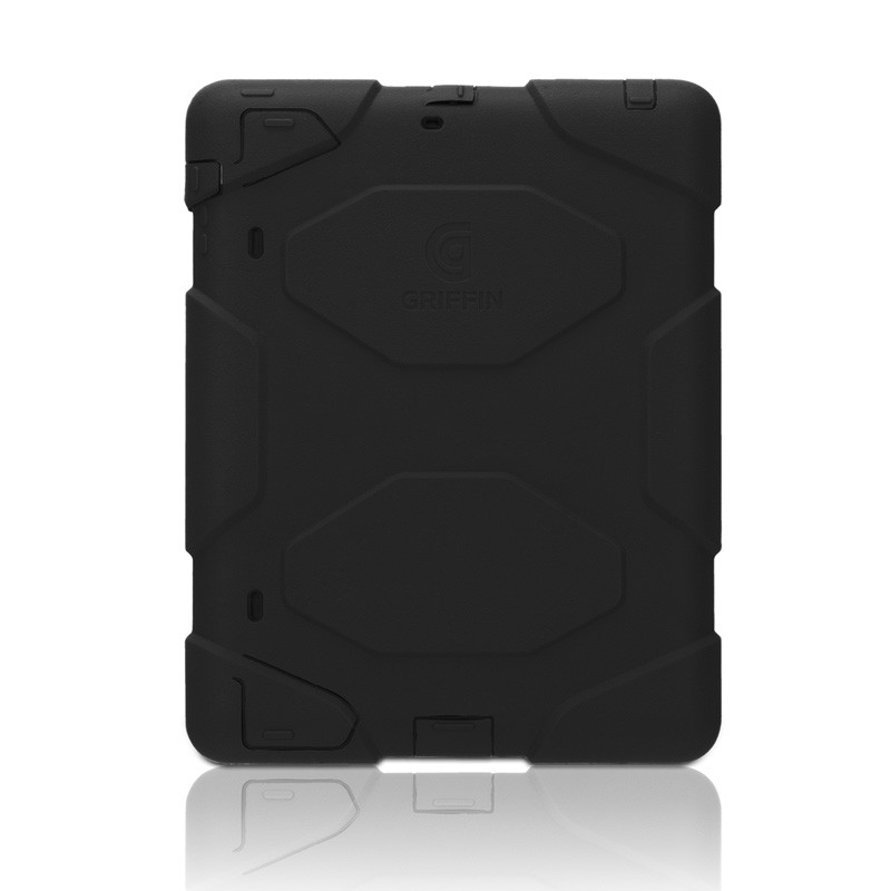 Griffin Survivor iPad Black - 2
