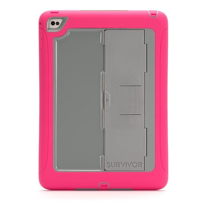 Griffin Survivor Slim iPad Air 2 Pink/Grey - 2