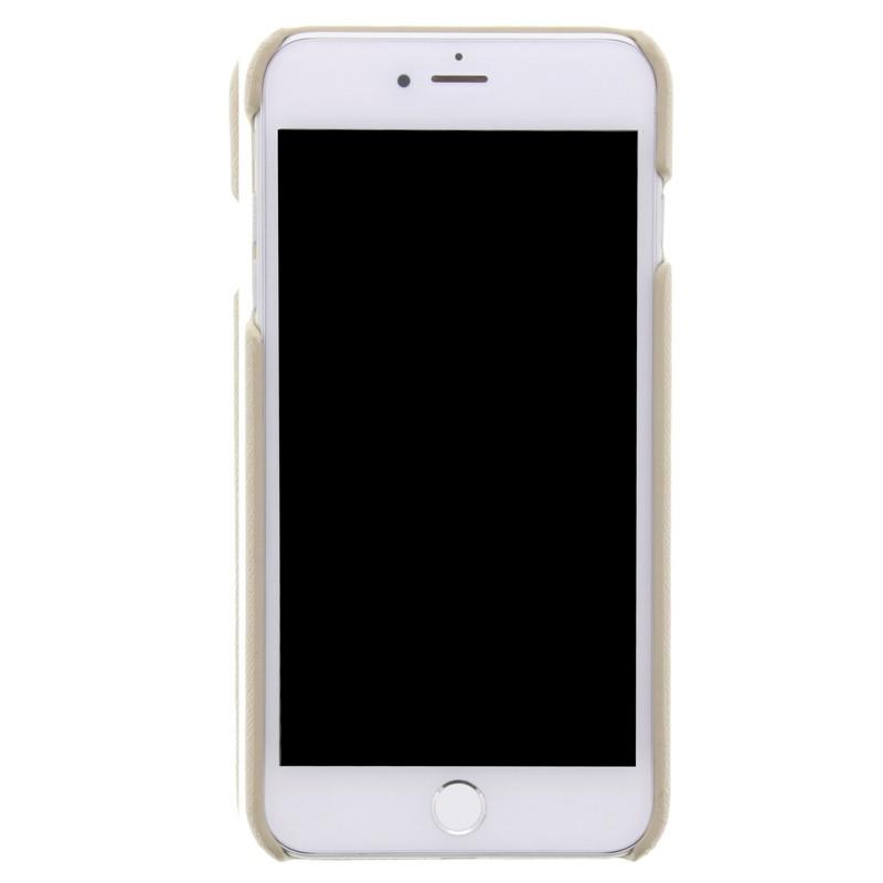 Guess - Saffiano Case iPhone 7 Beige 02