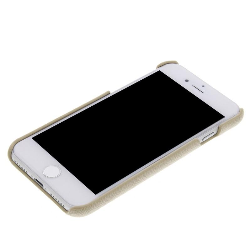 Guess - Saffiano Case iPhone 7 Beige 04