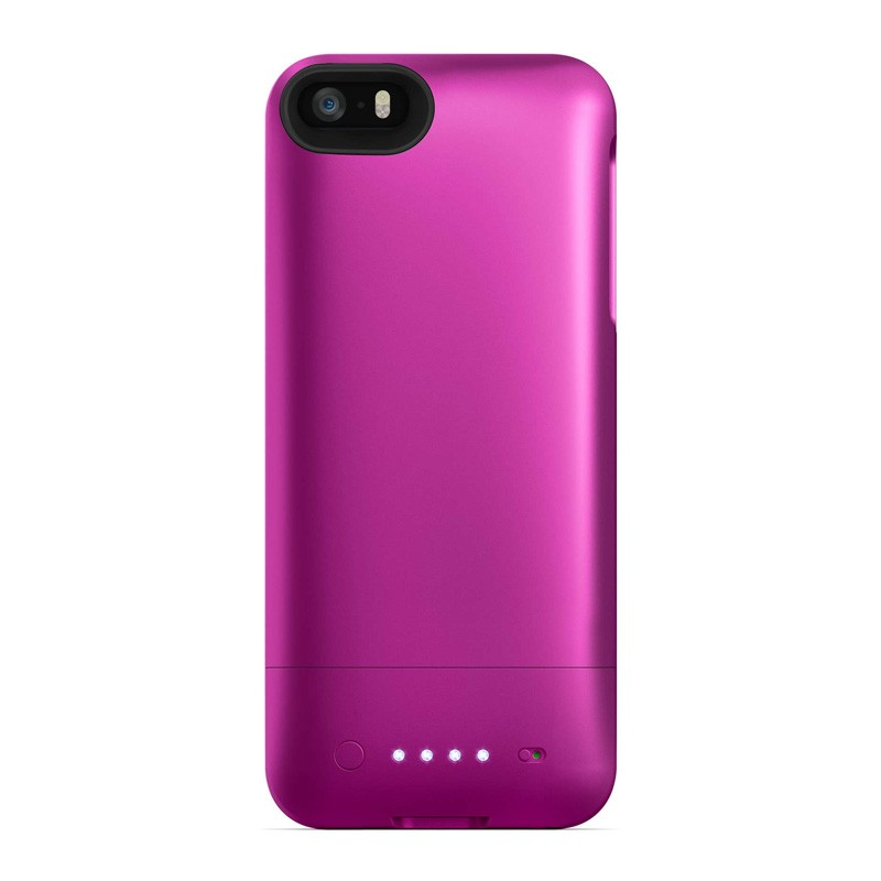 Mophie Juice Pack Helium iPhone 5/5S Pink - 3