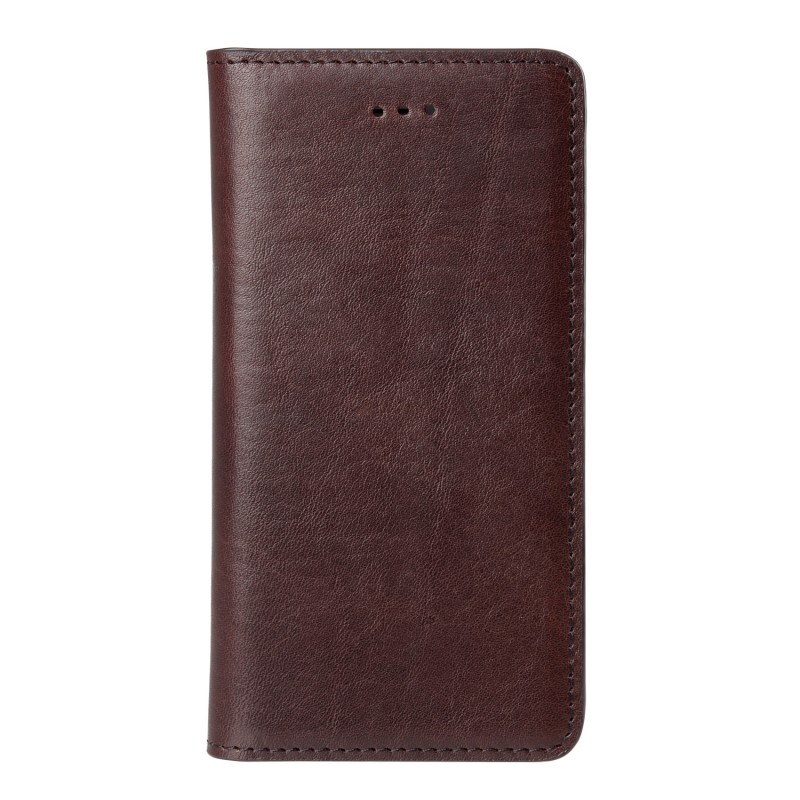 Mekco Herman Wallet Case iPhone 6/6S Dark Brown - 1