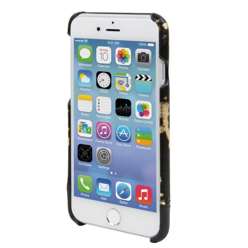 Hex Focus Case iPhone 7 Black/Gold - 2