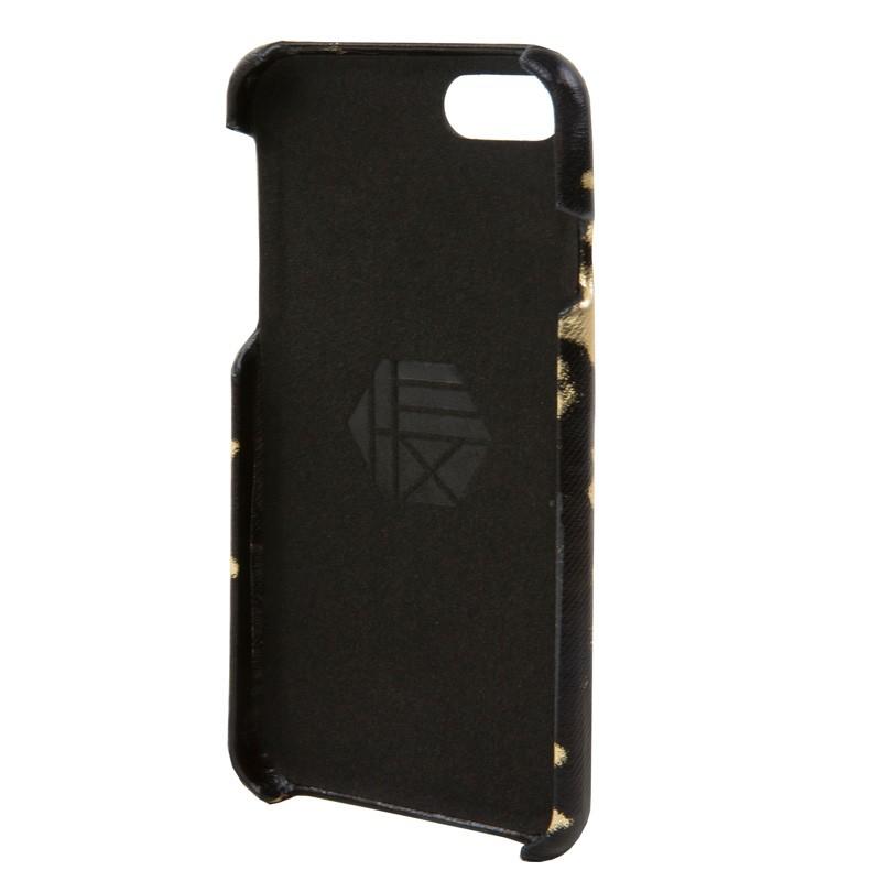 Hex Focus Case iPhone 7 Black/Gold - 3