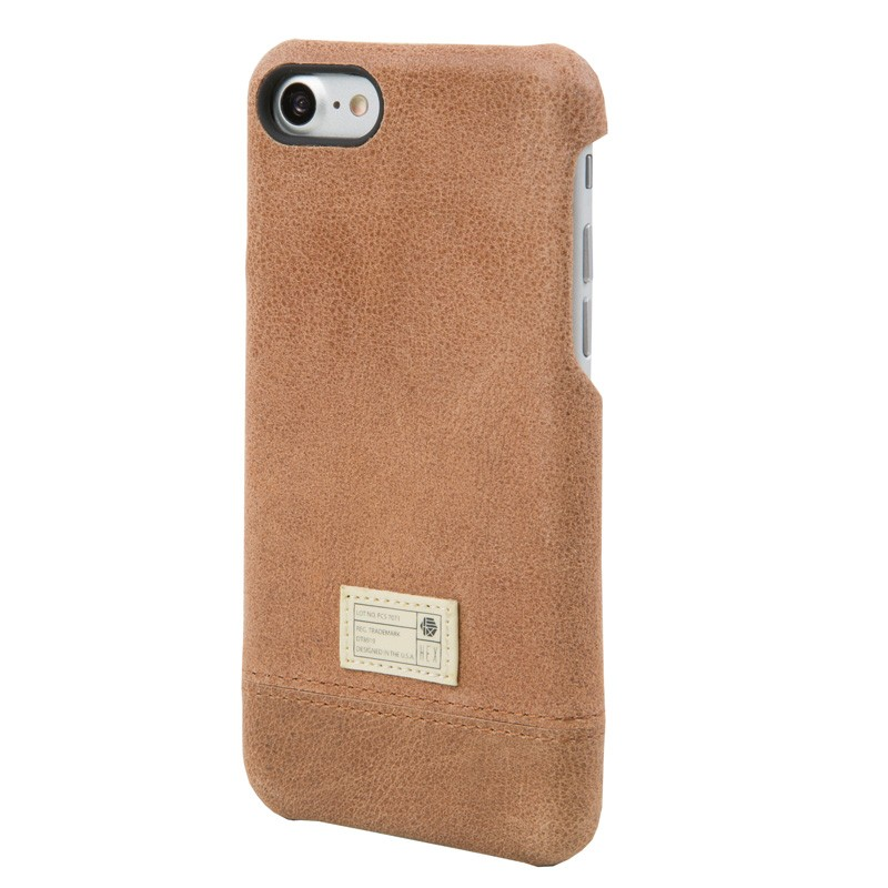 Hex Focus Case iPhone 7 Brown - 1