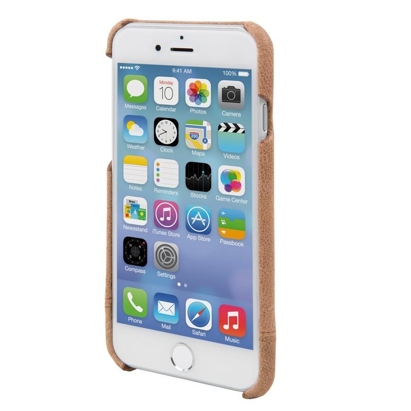 Hex Focus Case iPhone 7 Brown - 2