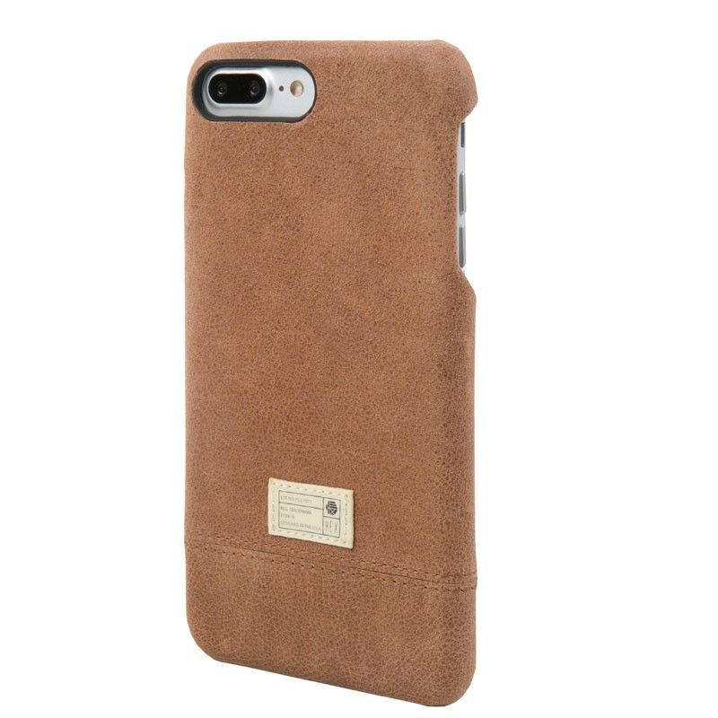 Hex Focus Case iPhone 7 Plus Brown - 1