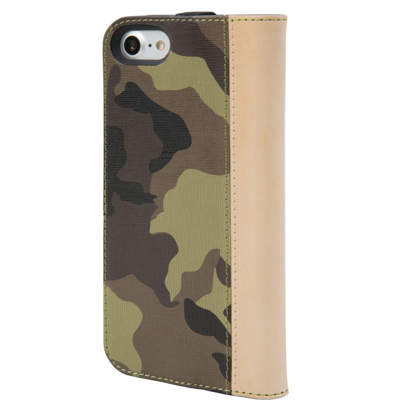 Hex Icon Wallet iPhone 7 Camouflage - 2