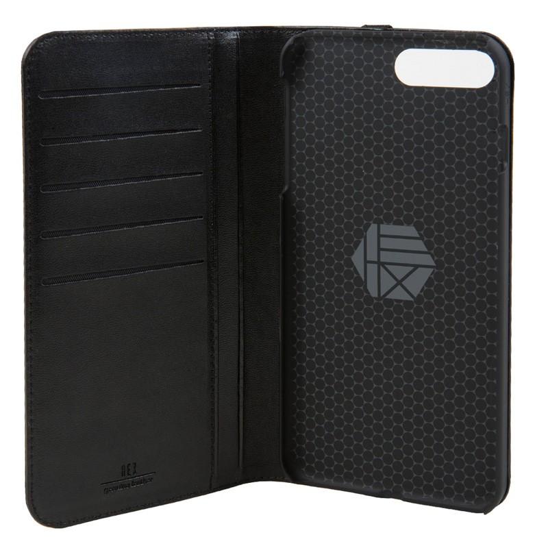 Hex Icon Wallet iPhone 7 Plus Vachetta - 4