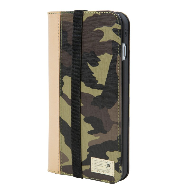 Hex Icon Wallet iPhone 7 Plus Camouflage - 1