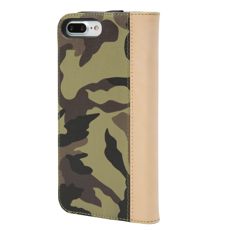 Hex Icon Wallet iPhone 7 Plus Camouflage - 2